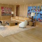 Caterpillar House Scandinavian Living Room San