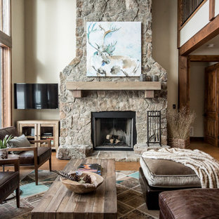 75 Most Popular Rustic Living Room Design Ideas For 2018