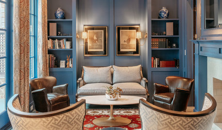 40 Cosy Living Rooms From Across the World