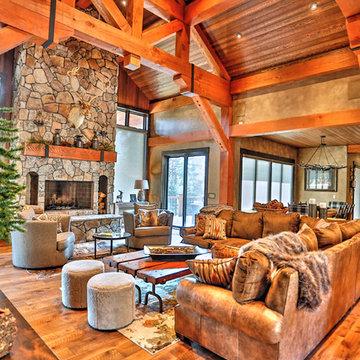 Whitetail Lodge Residence