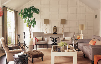 Room of the Day: Rescuing a Beverly Hills Living Room