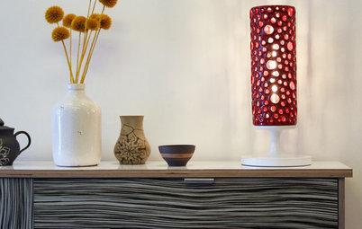 Shop Talk: Peek in on Brandon Morrison's Lamp-Making Process
