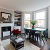 My Houzz: A Cosy London Flat Full of Personal Treasures