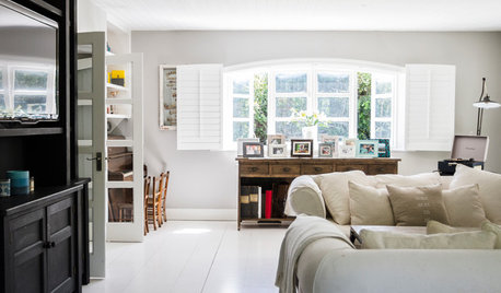 Houzz Tour: A Midcentury-built Cottage Filled With Vintage Finds