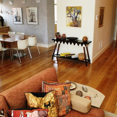 eclectic wood flooring by Hull Forest Products