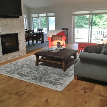 Wide Plank Pine Floors - Hastings-on-the-Hudson, NY
