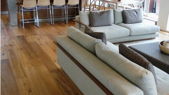 Wide-Plank Wood Floors In Living Rooms