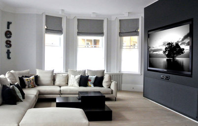 Decorating: How to Stylishly Integrate Sound & Vision Technology