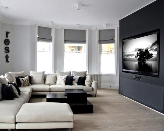 SaveEmailCeiling Speakers Houzz. Most Popular Living Room ...