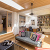 Room Tour: A Broken-plan Extension with a Hideaway Home Office