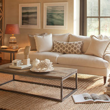 Contemporary Living Room by Williams-Sonoma Home