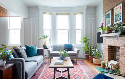 Houzz Tour: Brooklyn Apartment Strikes a Stylish Balance