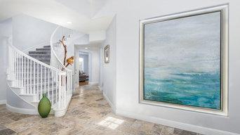 Willow Glen Living Room & Kitchen Remodel