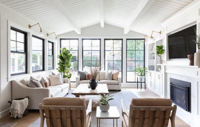 Design Ideas From Spring 2020's Top Living Rooms