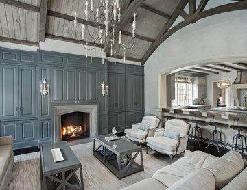 Wilmington Court - Living Room