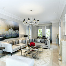 Contemporary  by CID Interieur