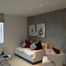 Modern Living Room by Style Building Ltd
