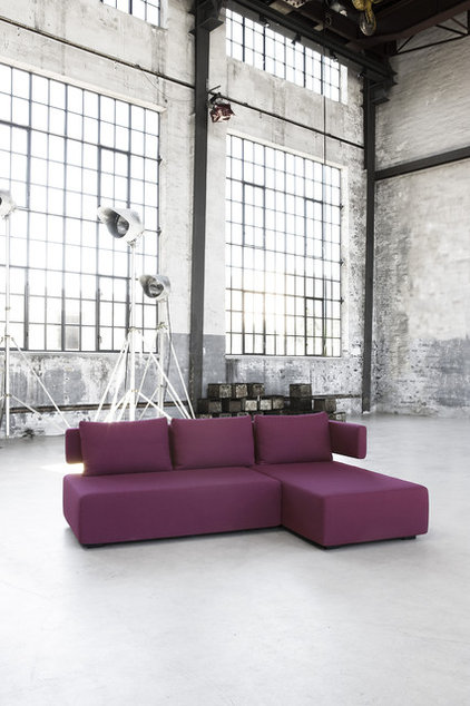 industrial living room by Imagine Living