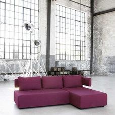 Modern Living Room Wind Sofa Bed from Softline, designer sofabeds | Imagine Living