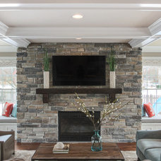 Traditional  by Redstart Construction Inc.