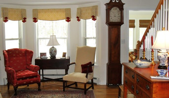 Window treatment for bay window area