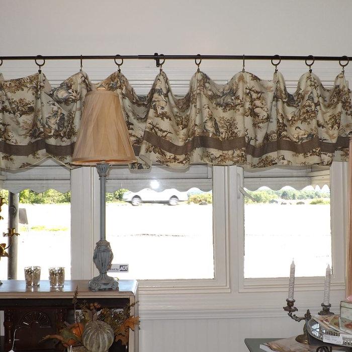 Custom Window Treatments & Bedding