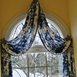 Window Treatments - KCR Interiors LLC