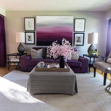 Winnetka Living Room