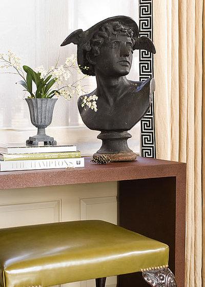 Contemporary Living Room by Huntley & Co. Interior Design