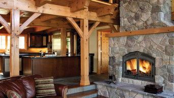 Wood Fireplaces - Napoleon