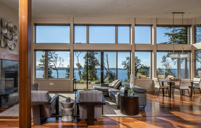 Island Living With Spectacular Views in the Pacific Northwest