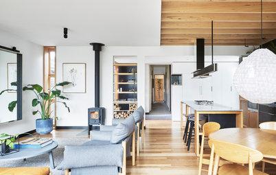 Architecture : L'extension moderne d'une maison des années 20