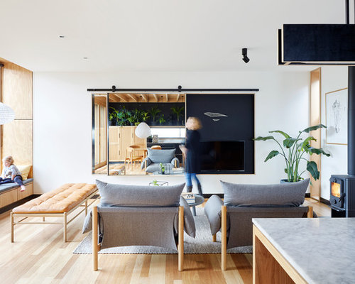 - Best Contemporary Living Room Design Ideas & Remodel Pictures Houzz