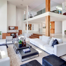 Modern Living Room by Launch Systems Group