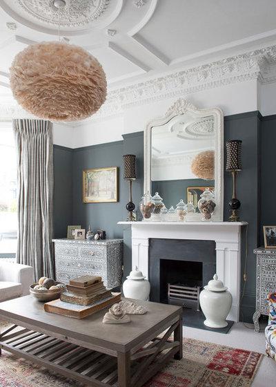 Éclectique Salon by Nicola Hicks Designs