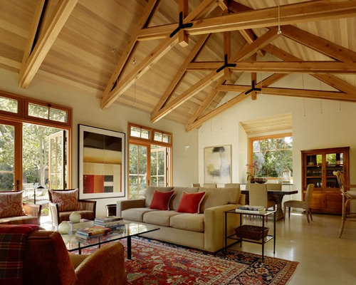 Scissor Truss Home Design Ideas Renovations Amp Photos