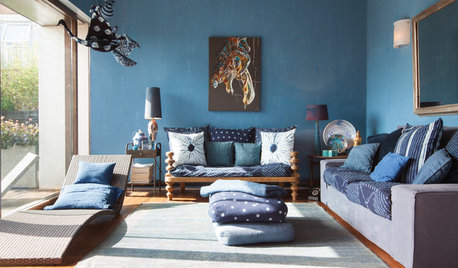 How to Use Colour in Your Living Room