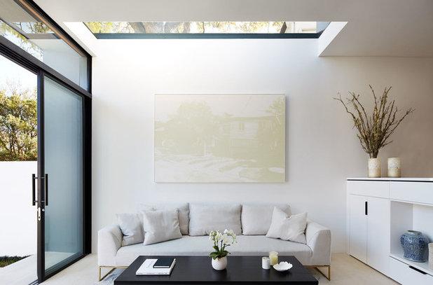 Modern Living Room by Matthew Densley