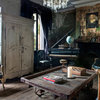 My Houzz:  Vintage Treasures Adorn a Faded Beauty
