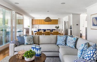 Style Those Sofa Cushions