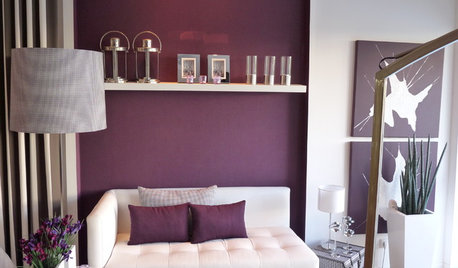 Color On Houzz: Purple Decorating Tips Part 42