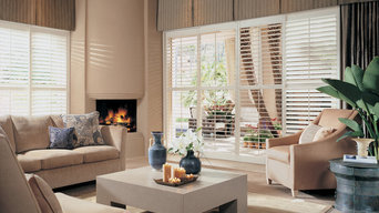 Woven Blinds & Wood Shutters