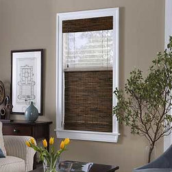 Woven Wood Shade - Beltway Blinds, Kathy Ireland Home by Alta, Buckeystown MD