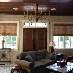 Woven Woods for Window Coverings - Jennifer Smith