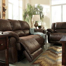 Traditional Living Room by Wright's Furniture & Flooring