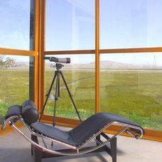 Modern Living Room by Sutton Suzuki Architects