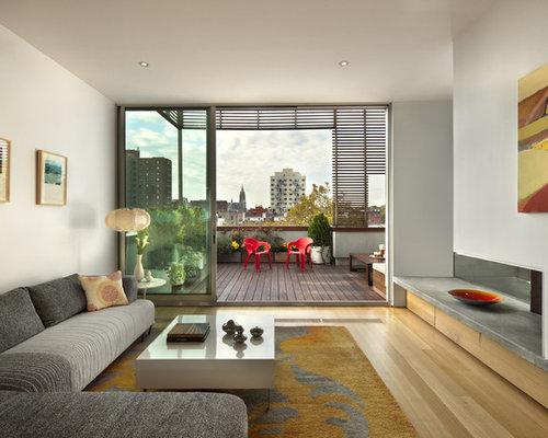 Building balcony decks design ideas remodel pictures houzz for Living room balcony design