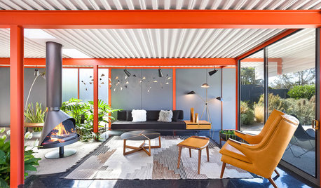Houzz Tour: The Revival of a Classic Mid-Century Home