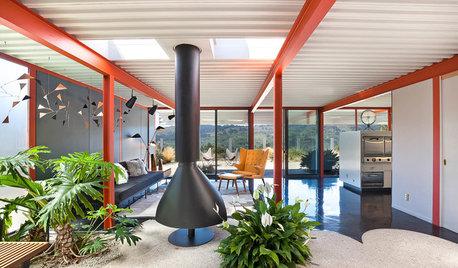 Arquitectura: La cuidada restauración de una casa 'midcentury'