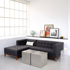 modern living room by YLiving.com